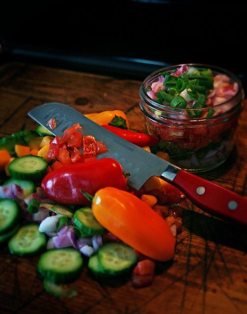 Gemüse Ernährungstherapie