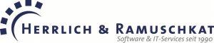Logo des Fördermitglieds Herrlich und Ramuschkat Logo